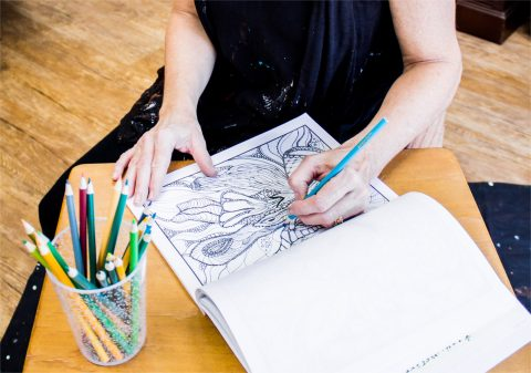 5 steps of coloring book inspiration sarah oliver artsarah oliver art get ready to color and find yourself putting it off again let me share with you 5 steps of coloring book inspiration ill break it down for you in solutioingenieria Images